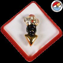 MORČIĆ - nakit, veliki broš