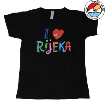 """I LOVE RIJEKA"" T-SHIRT - men's"