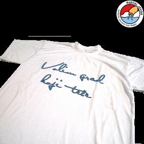 T-shirt Volim grad koji teče (I love the city that flows)