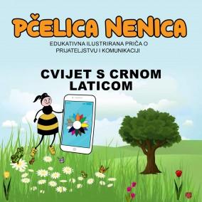 Pčelica Nenica – Cvijet s crnom laticom