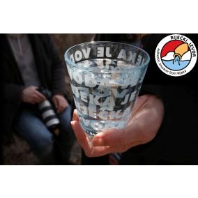 Rijeka Water Glass